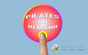 On-Demand Pilates Workouts
